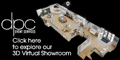 DPC Event Services - 3D Virtual Showroom