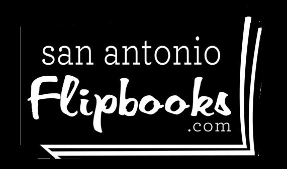 San Antonio Flipbooks available at DPC Event Services