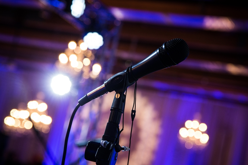 DPC Event Services - Audio Packages can Include Microphones