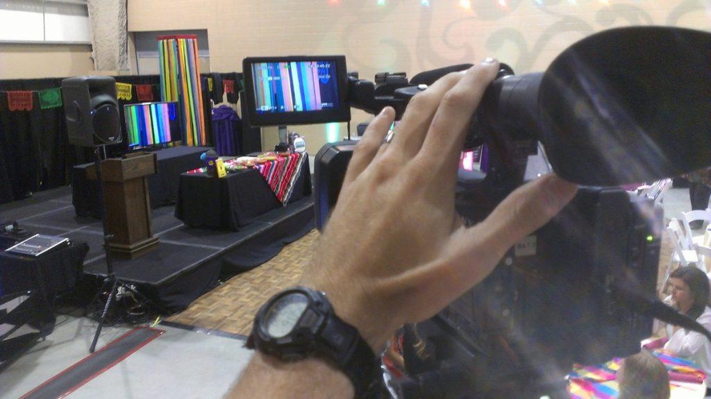 Live Video Broadcast