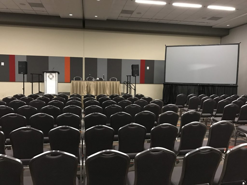 Projection Systems - with Audio Presentation