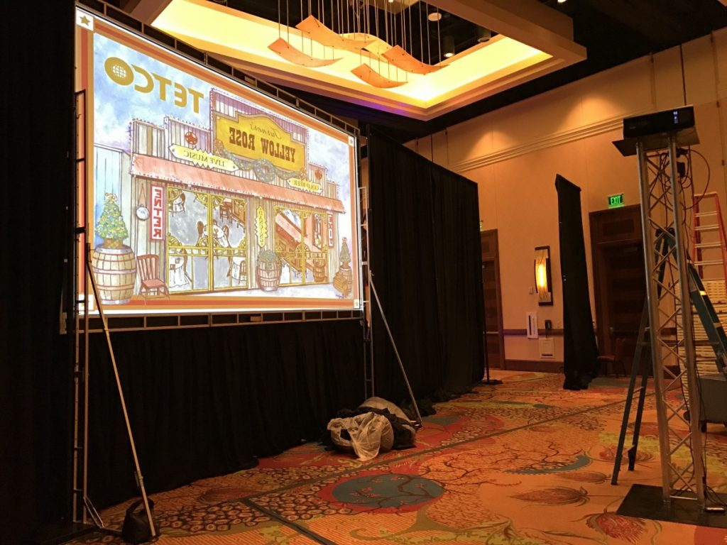 Rear Projection Systems