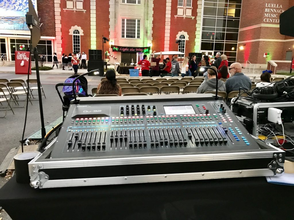 Sound Systems - Mixers available