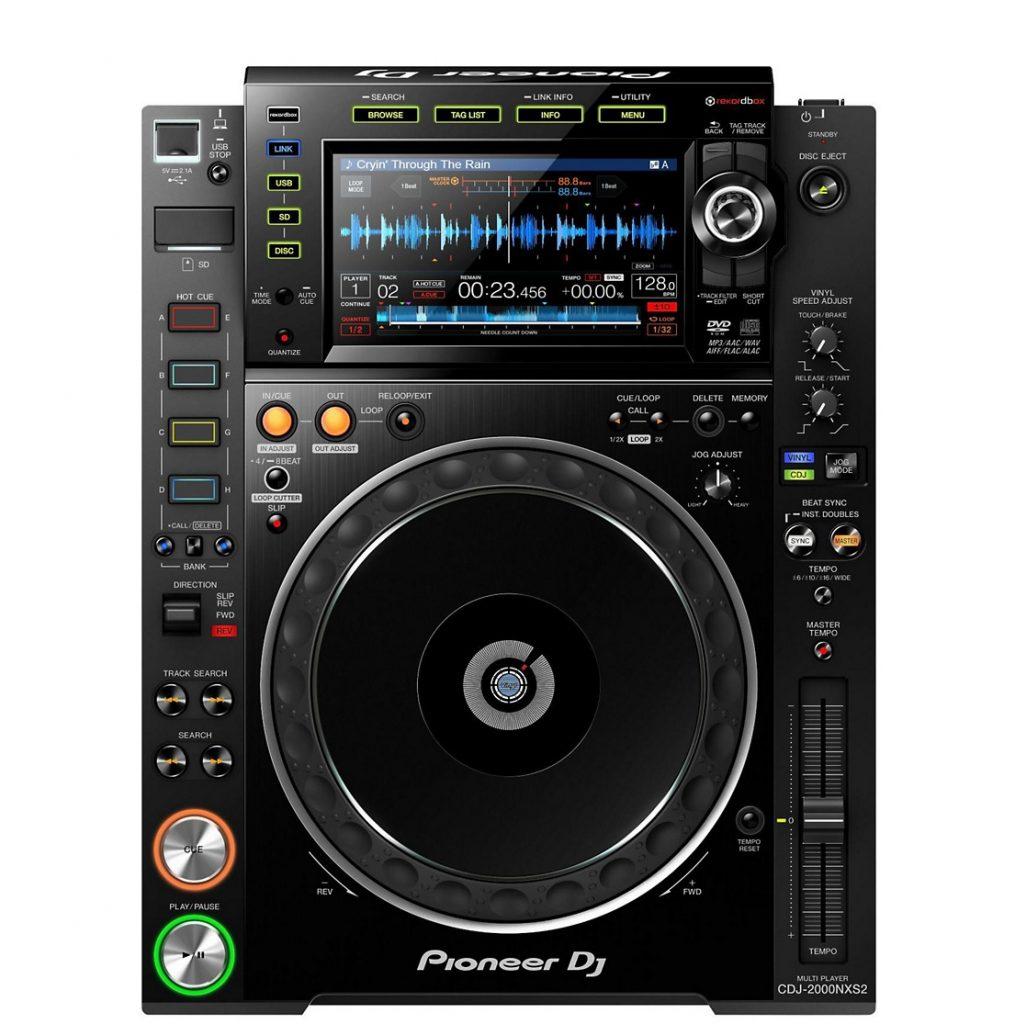 Pioneer DJ Turn Tables