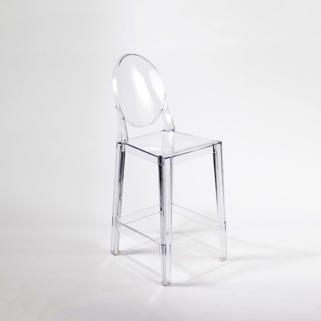 Ghost Barstools for Your Next Event!