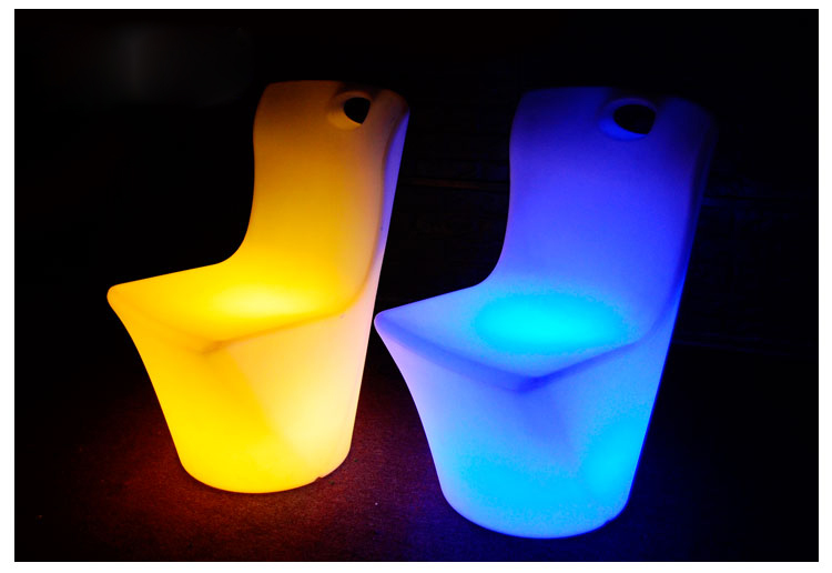 LED Chair - 12 Available