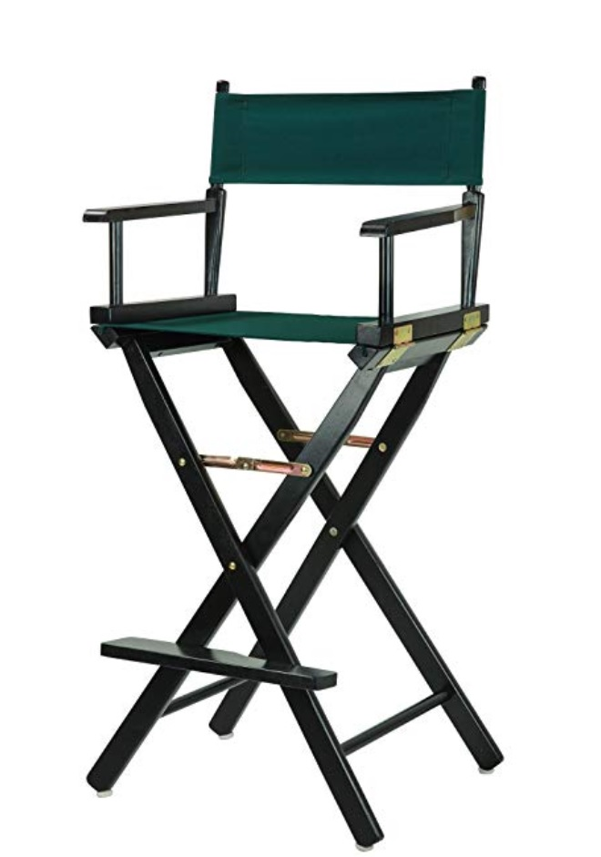 Green Directors Chairs (1) Available