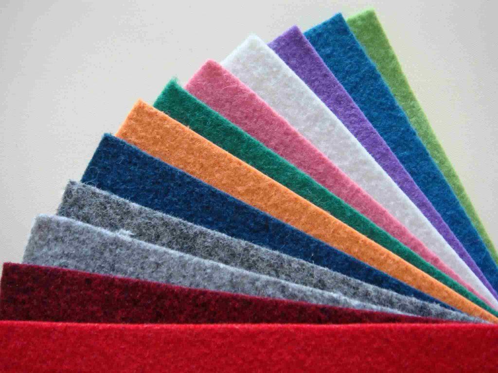 Custom Colored Carpet