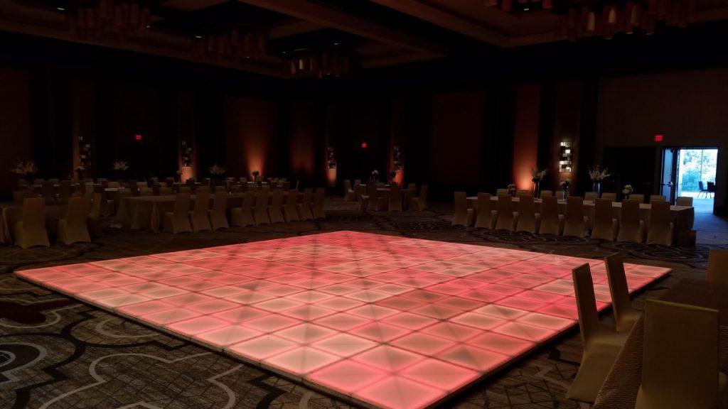 LED Dancefloor - Illumifloor