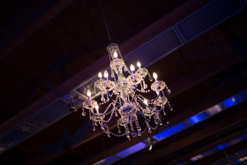 Elegant Chandelier at your Next Event!