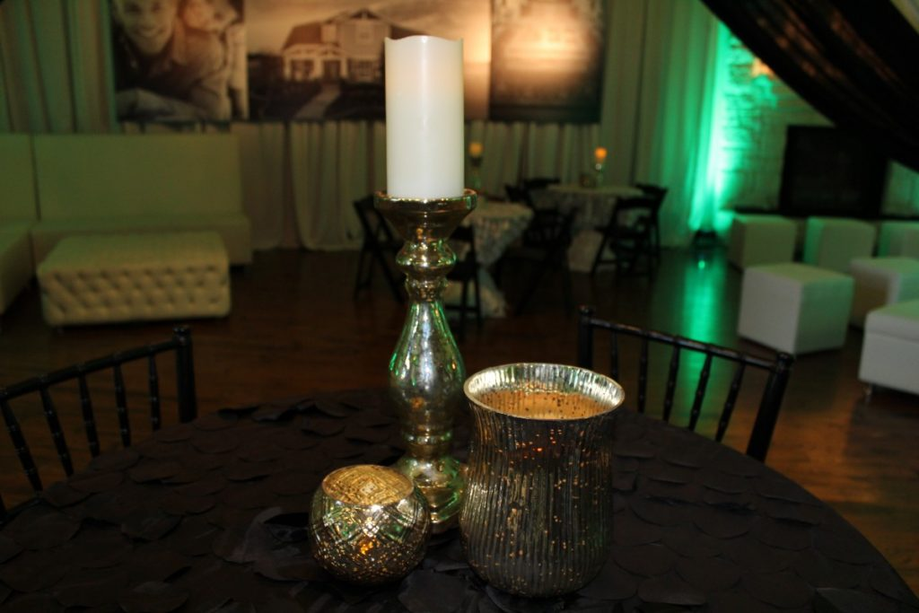 Candle Table Top Decor