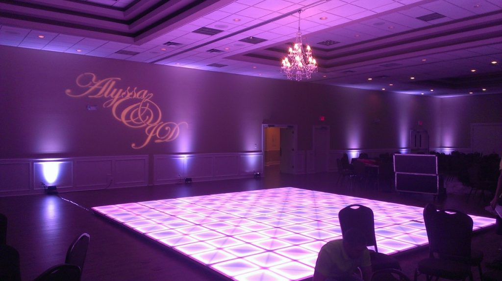 Light Goes with Even an Elegant Themed Event