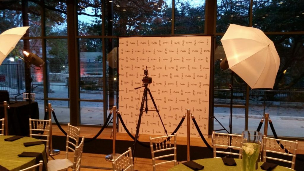 Step & Repeat Photos - On-Site Entertainment