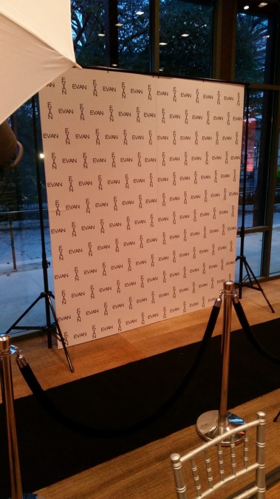 Step & Repeat Photos - Create Your Own Background