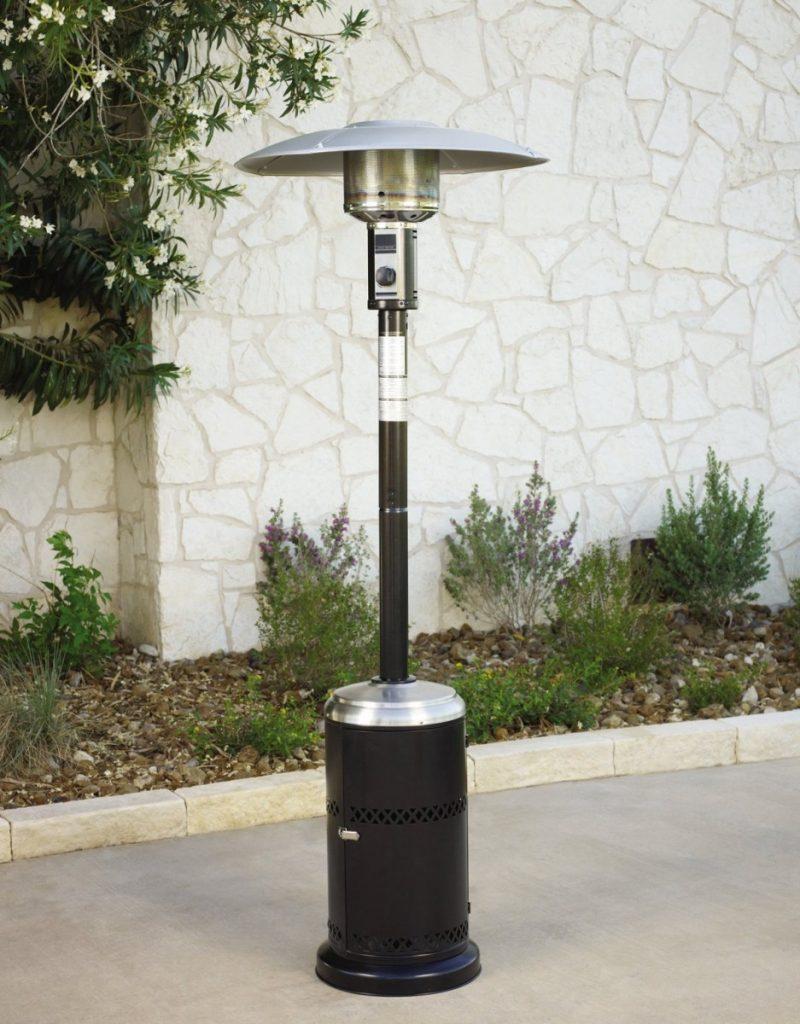Black Mushroom Heater
