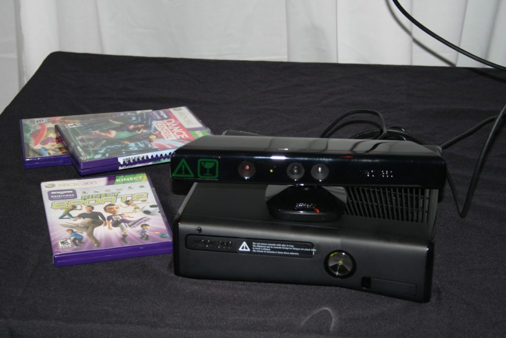 Video Game Consoles Available!