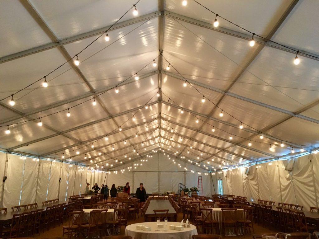 Outdoor Tent String Lighting