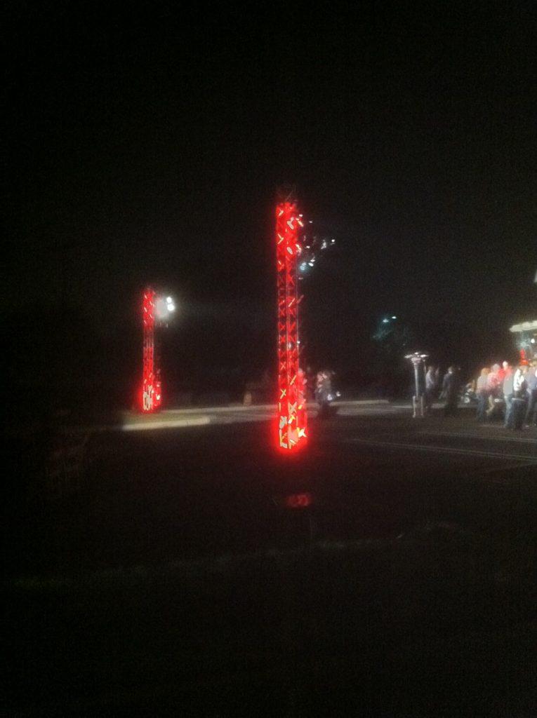 Parking Lot Utility Lighting