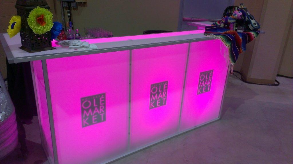 LED (Illuminated) Bars