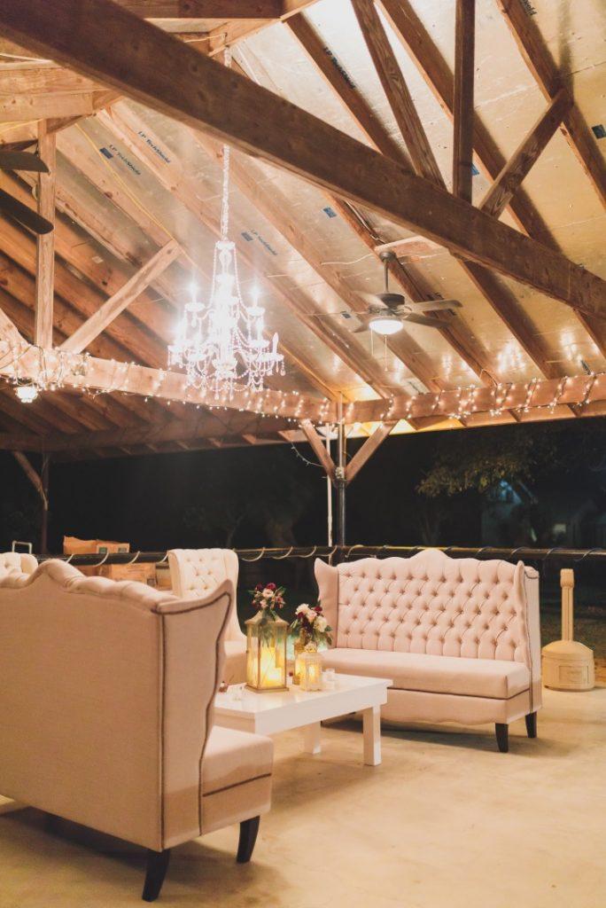 Natural Linen Lounge