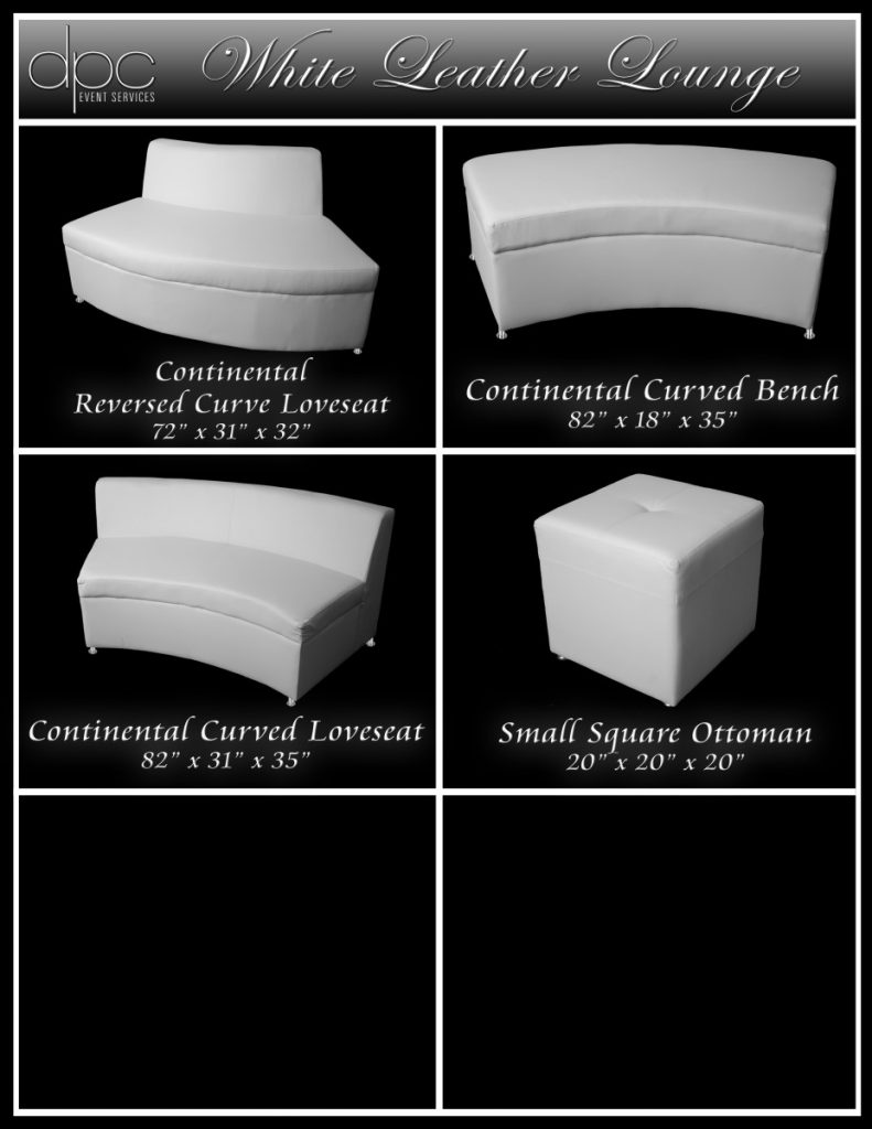 White Leather Furniture Options 4