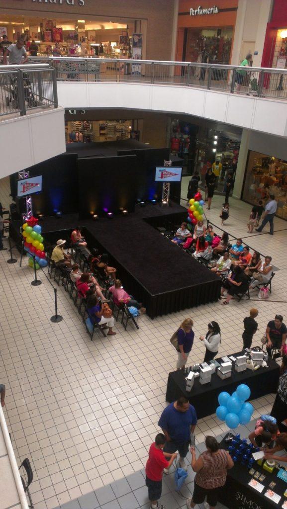 Fashion Show Stage
