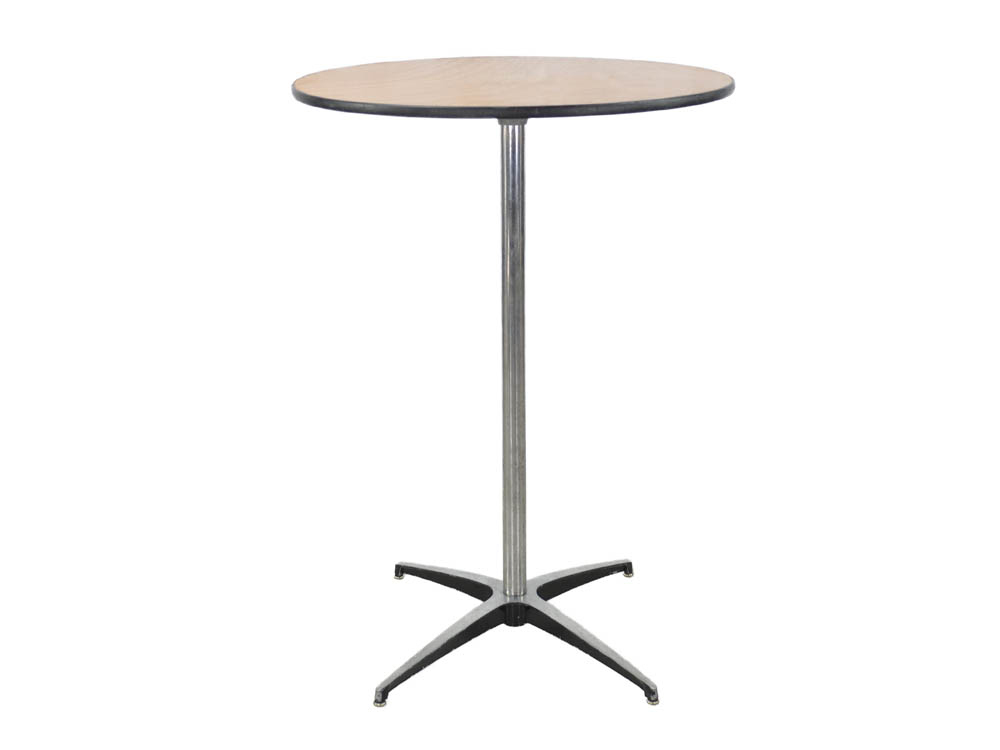 """Tall Cocktail Tables - 42"""" Height"""