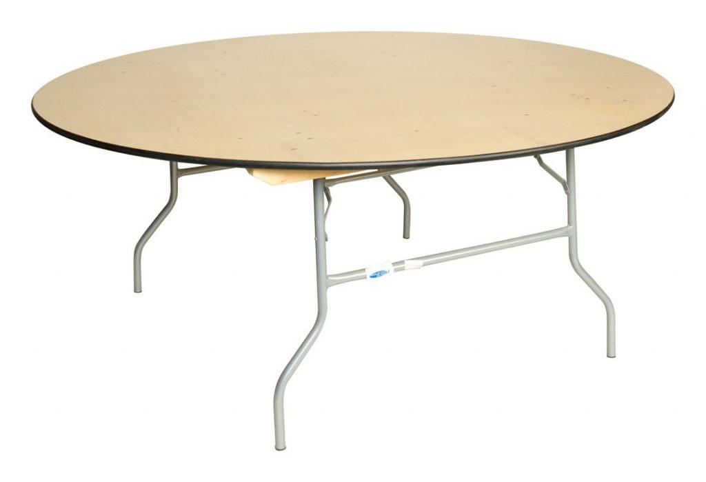 """Standard Banquet Round Tables - 60"""" & 72"""""""
