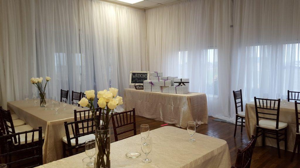 Standard Banquet Tables