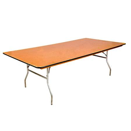 """King's Banquet Table - 8ft long x 48"""" wide"""