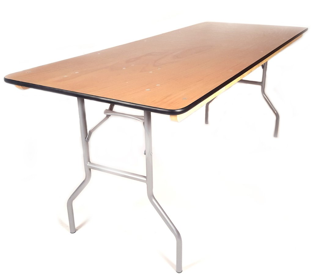 Standard Rectangle Banquet Table