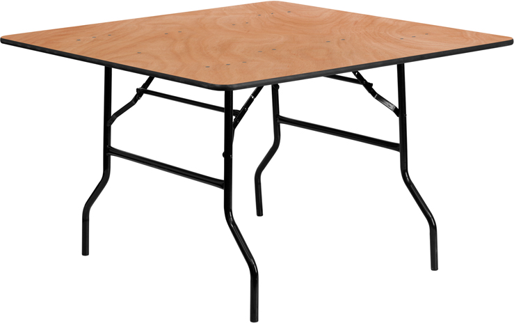 """Square Table - Available in 24"""", 48"""" & 72"""""""