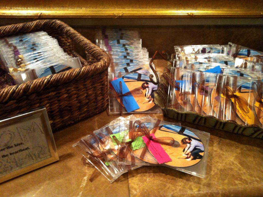 DVD Copies Can Be Great Party Favors!