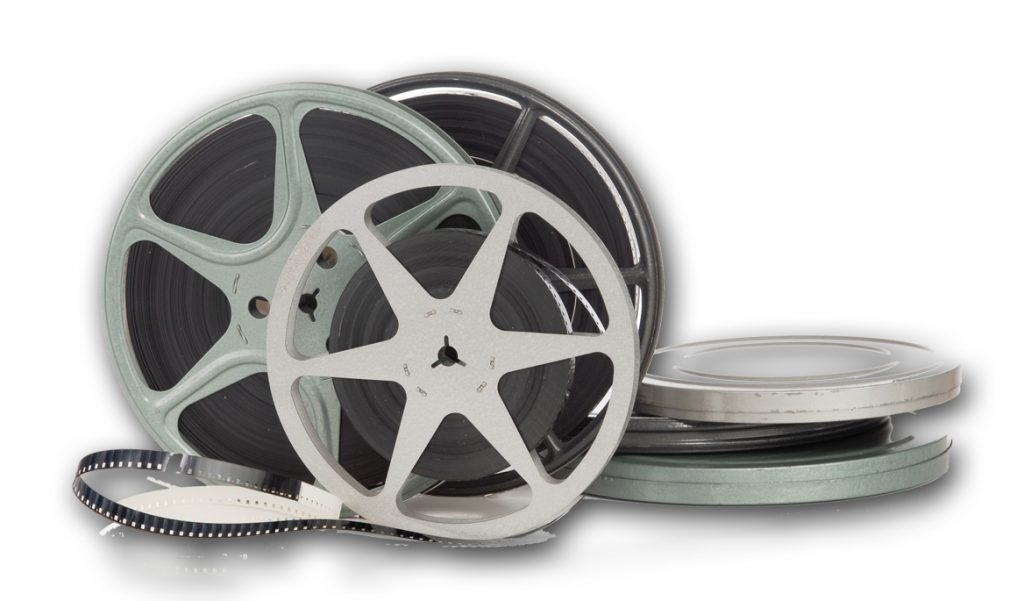 We Transfer 8mm Film to DVD