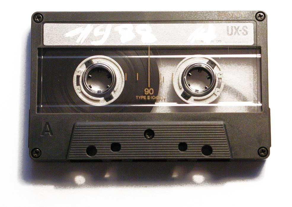 We Transfer Cassette Tapes to CD