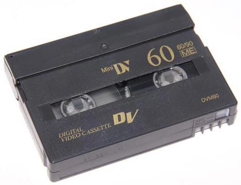 We Transfer Mini-DV Tapes to DVD