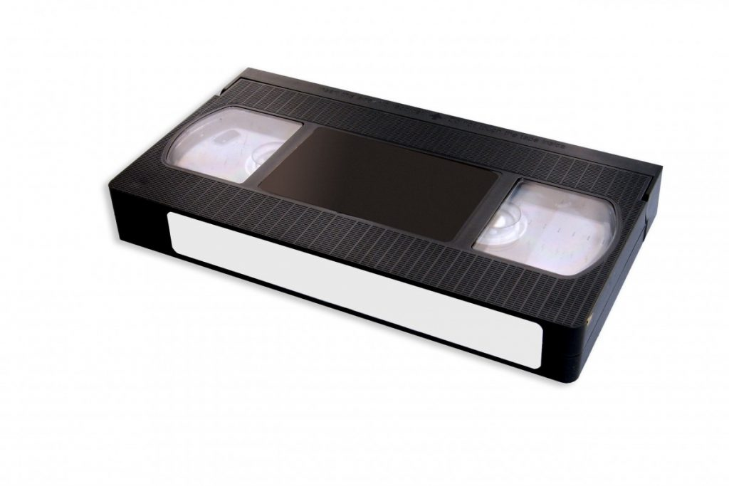 We Transfer VHS to DVD